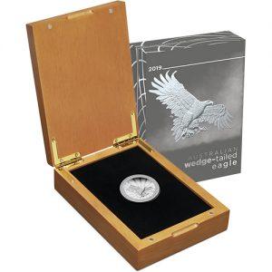 1oz 2019 Australian Wedge-Tailed Eagle Platinum Proof Coin